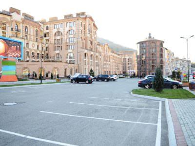 Парковки Горки Города