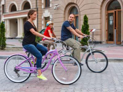 Прокат велосипедов в Горки Городе