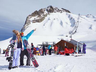 Ски-пасс Горки Города