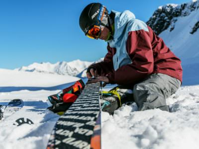 Прокат лыж в «Горки Городе +960»